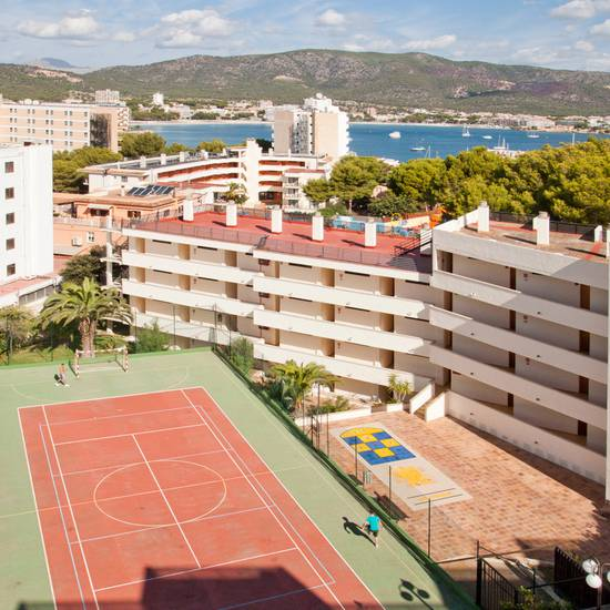 TENNIS COURT TRH Magaluf -